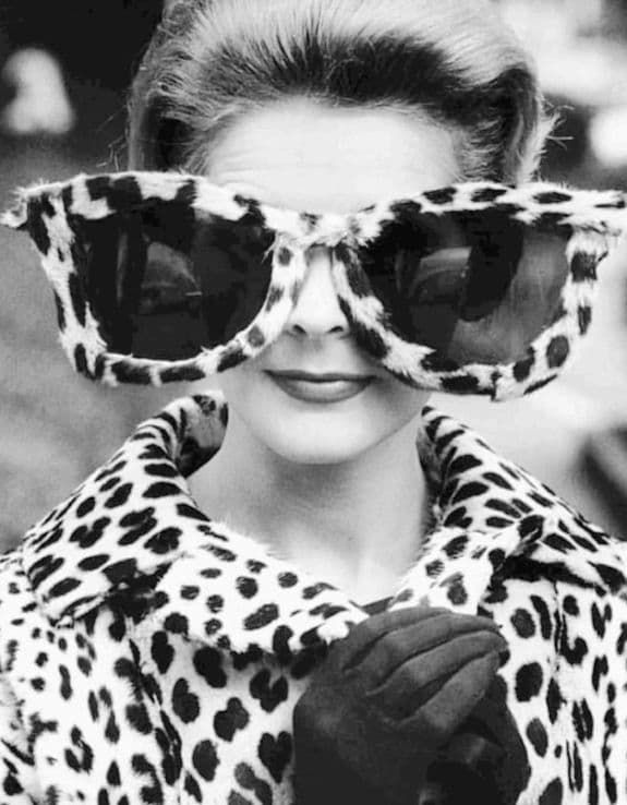 cheetah glasses © Amy Weaver Interior Design San Francisco